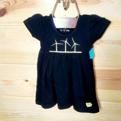 Windmill Kids Dress | Size 6-12 month