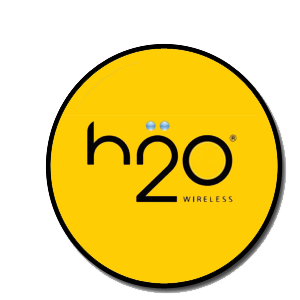 H2O WIRELESS REFILL CLICK FOR MORE OPTIONS $1 FEE