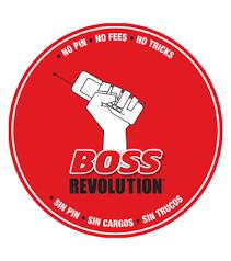 BOSS REVOLUTION REFILL CLICK FOR MORE OPTIONS $1 FEE