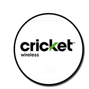 CRICKET WIRELESS REFILL CLICK FOR MORE OPTIONS $3 FEE