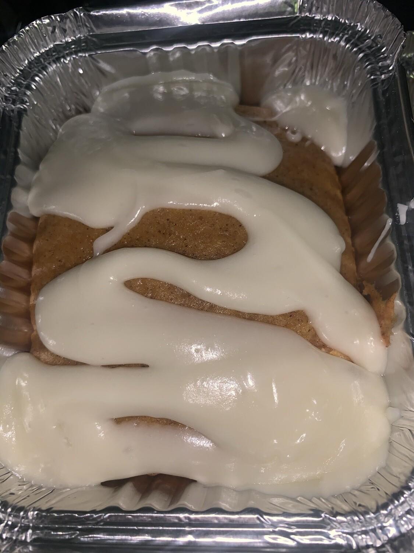 Sweet Potato Cake With Cream Cheese Icing
