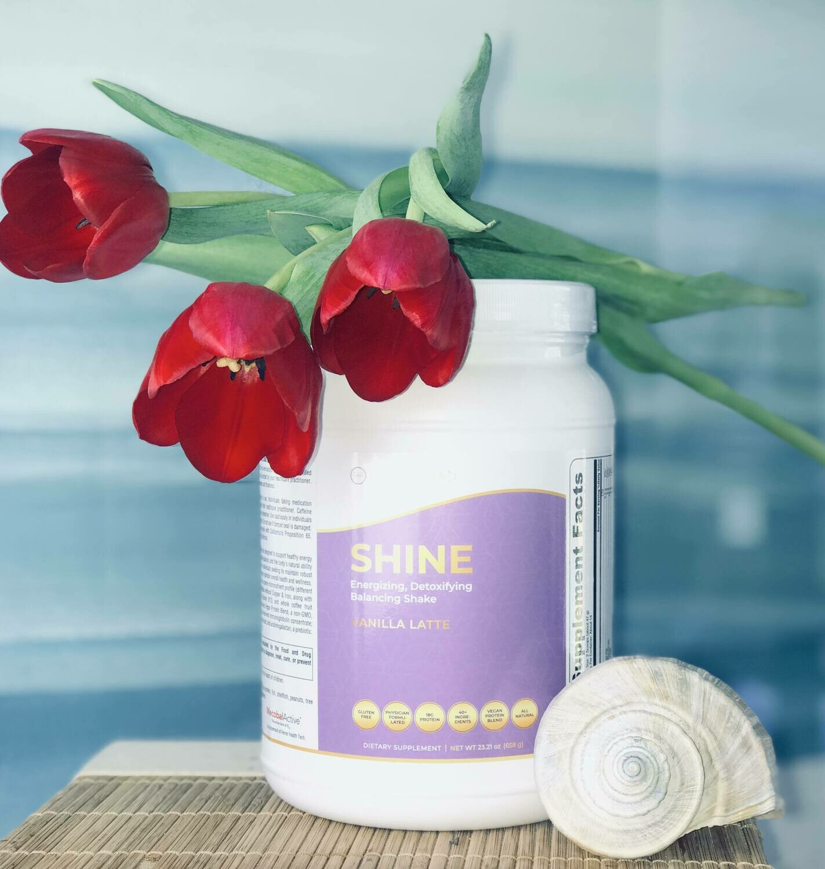 Shine Shake Complementary Sample