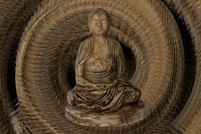 THE BUDDHA -THETAWAVE ENTRAINMENT