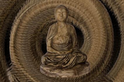 THE BUDDHA -THETAWAVE ENTRAINMENT