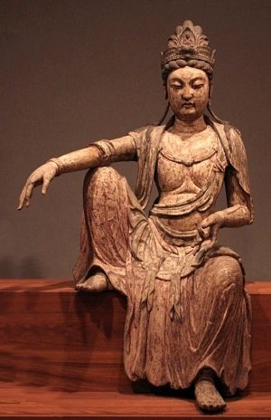 GODDESS KUAN YIN -ALPHA WAVE ENTRAINMENT