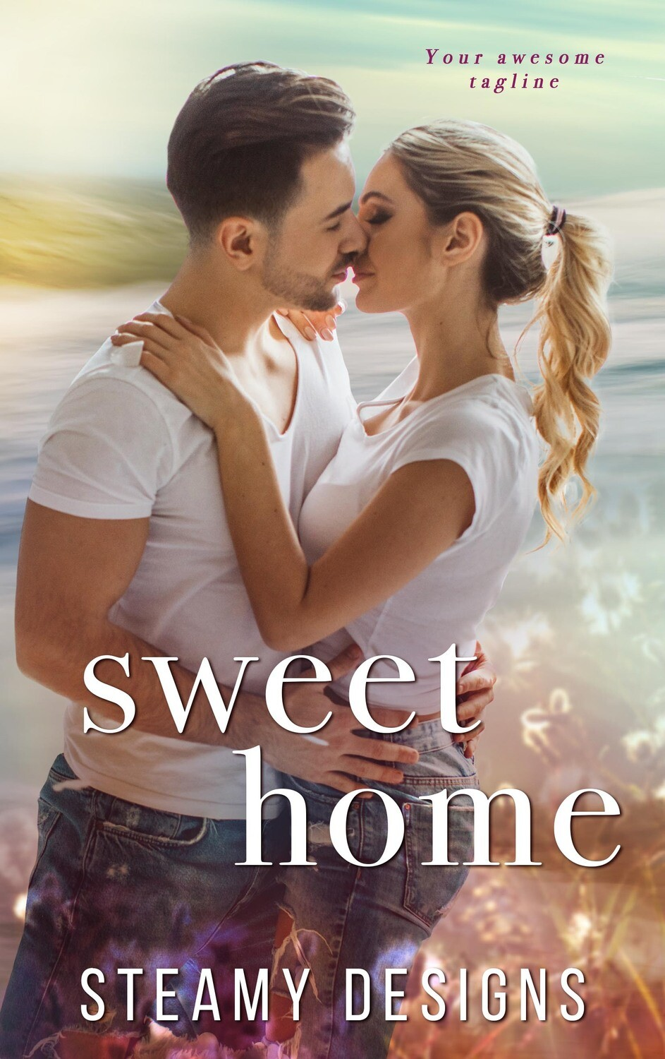 Sweet Home - Premade Cover