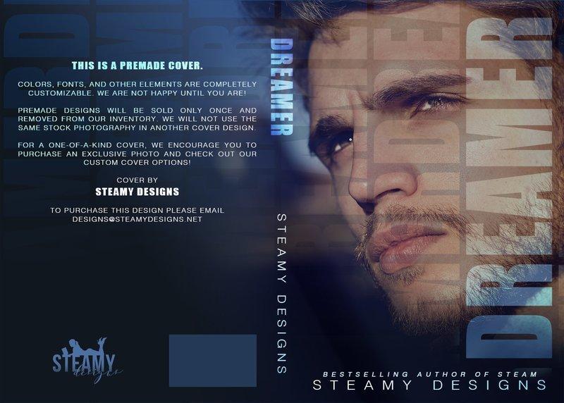 Dreamer - Premade Cover