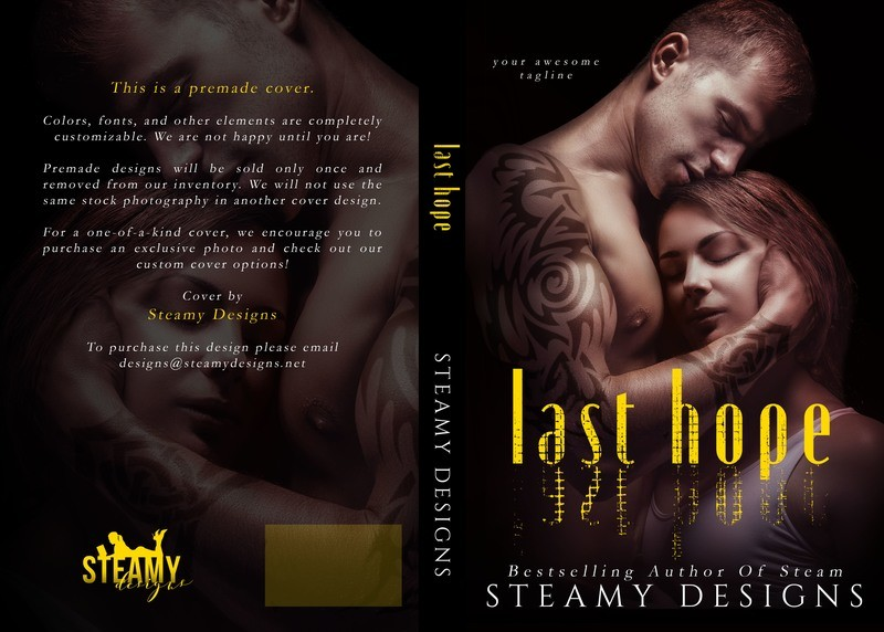 Last Hope - Pre-made Cover