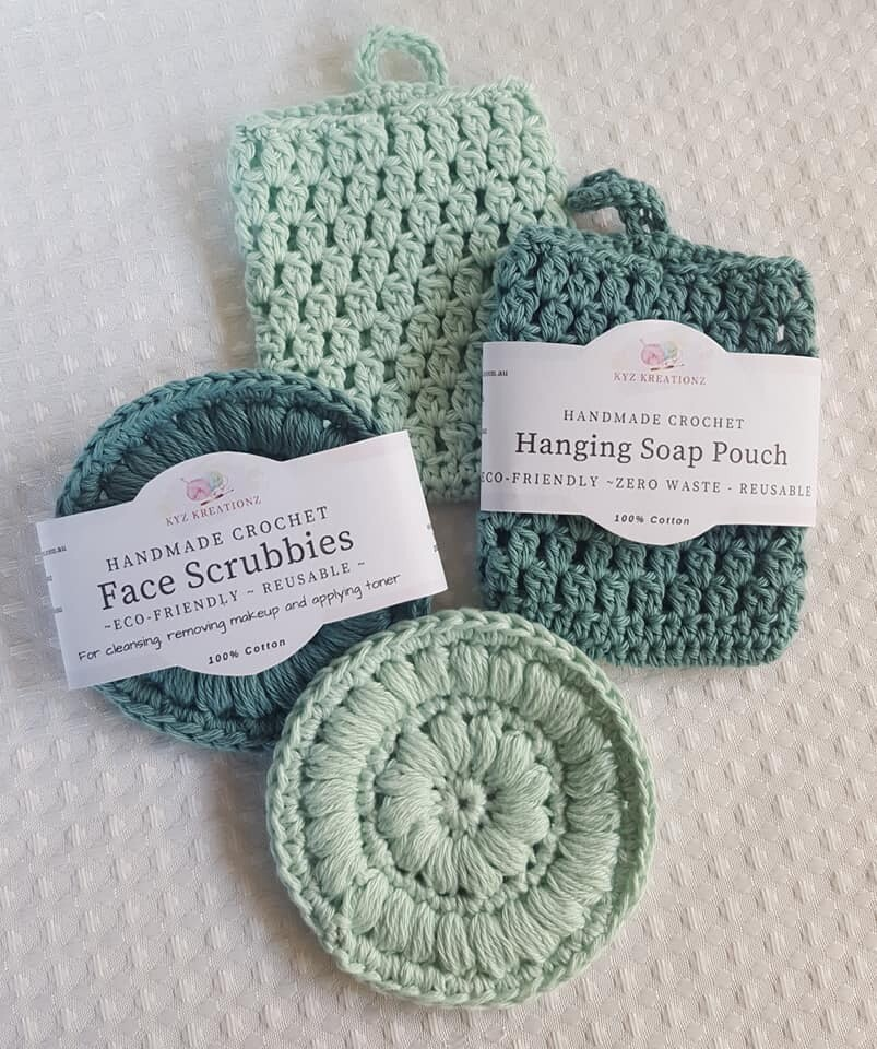 Small Crochet Set