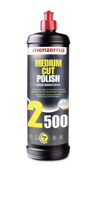 Menzerna Medium Polish 2500