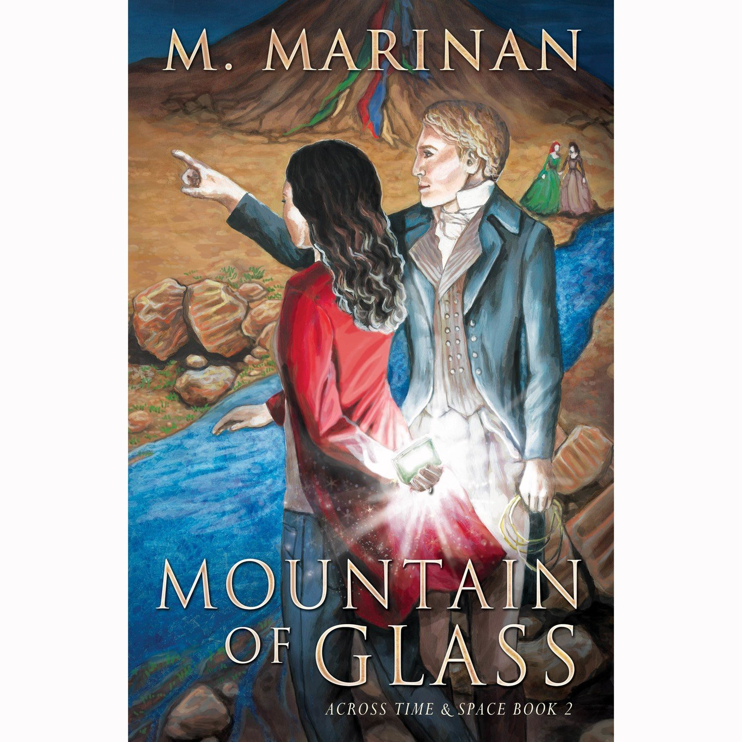 Mountain of Glass (paperback)
