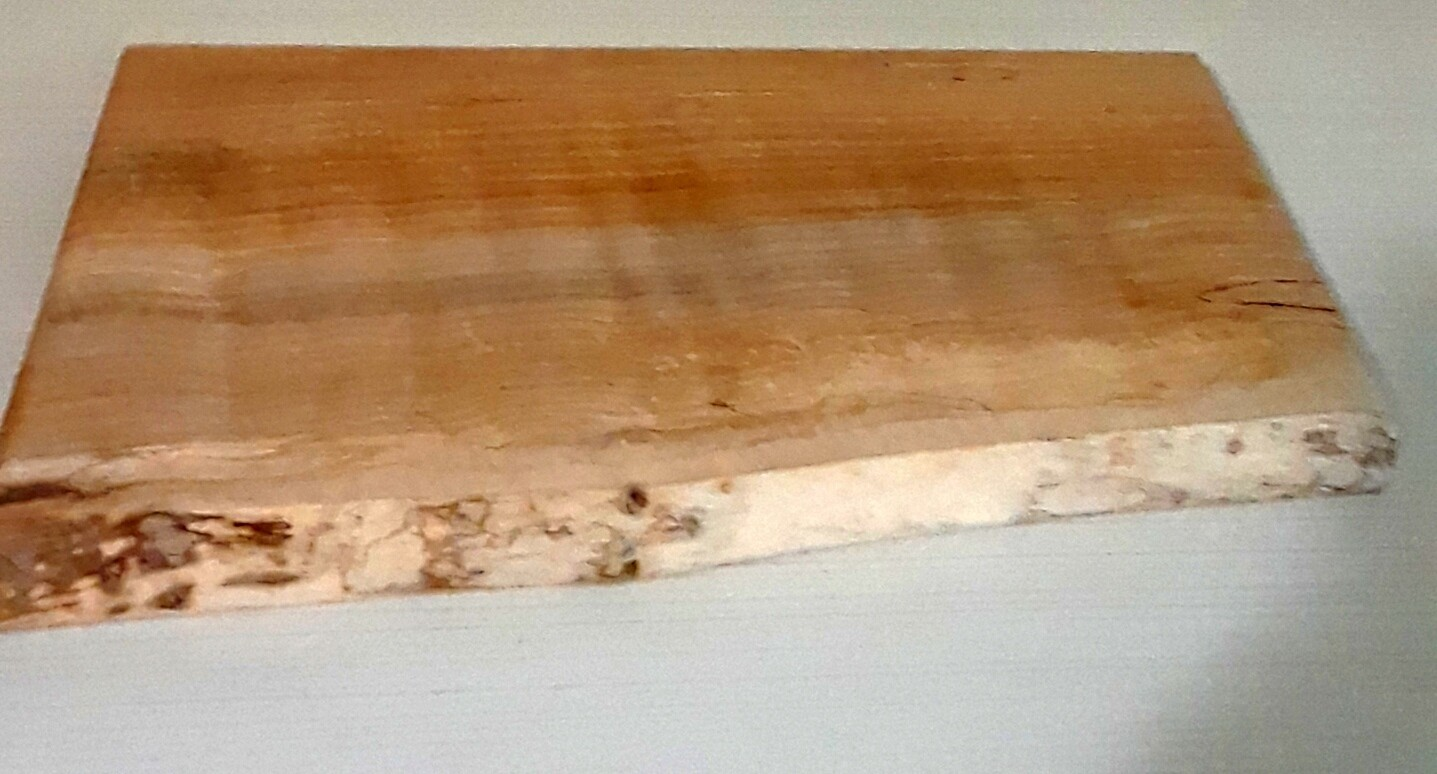 Live Edge Cheese Board