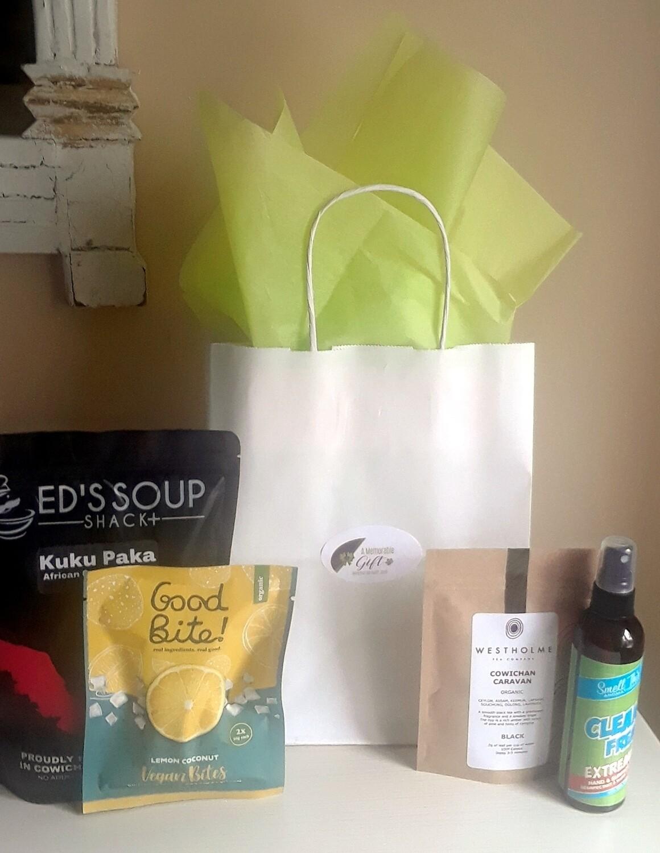 COVID Survival Bag