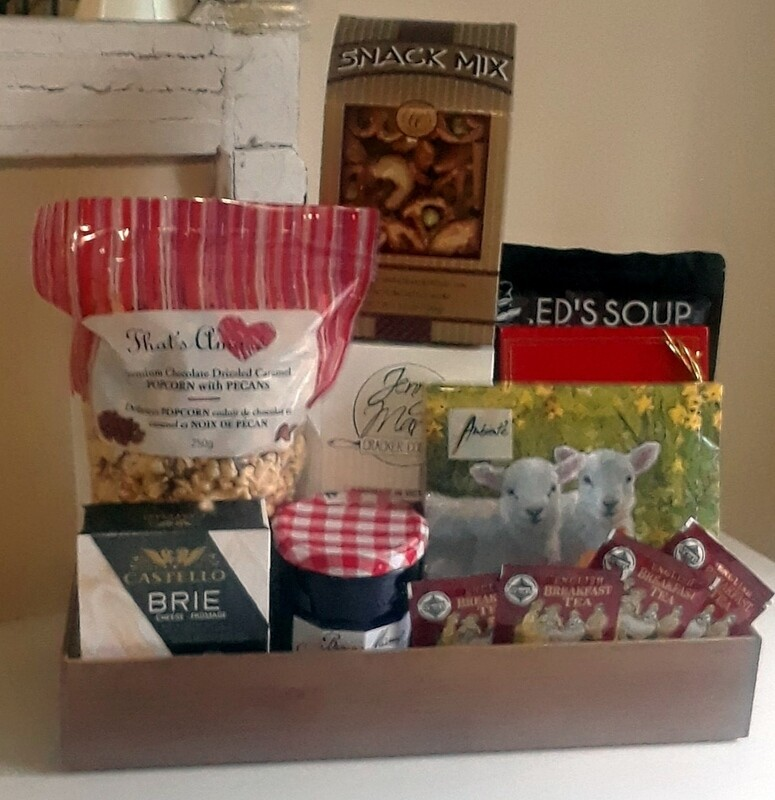 Relaxation Goody Basket