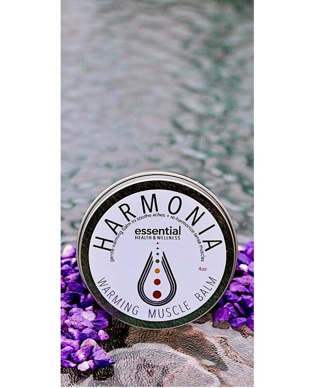 Harmonia Muscle Balm - 4oz