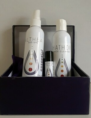 Face and Body Care Set