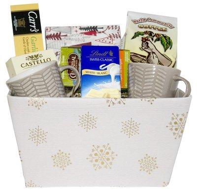 Snowflake basket