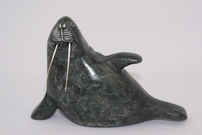 Soapstone Walrus