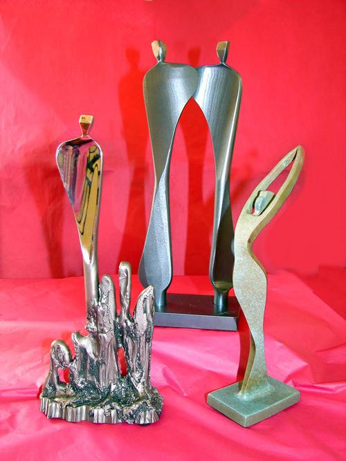 Kramer sculptures