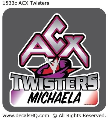 ACX Twisters Cheer