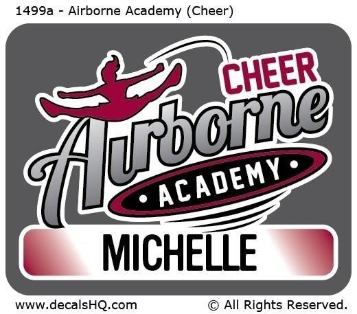 Airborne Academy Gymnastics & Cheer