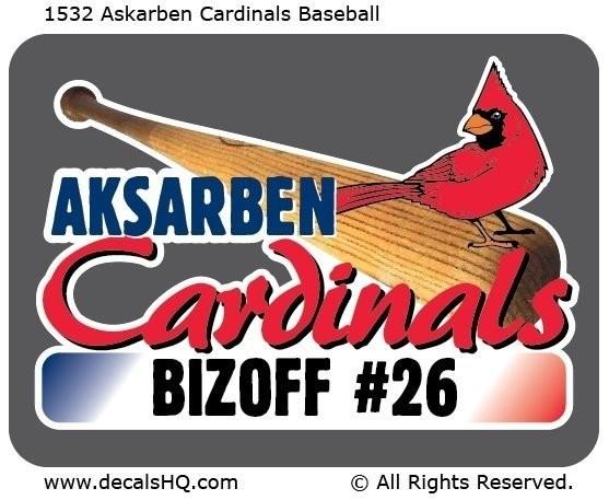 Aksarben Cardinals Baseball