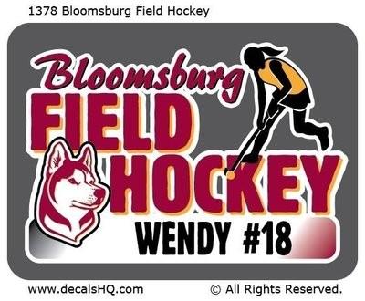 Bloomsburg Field Hockey