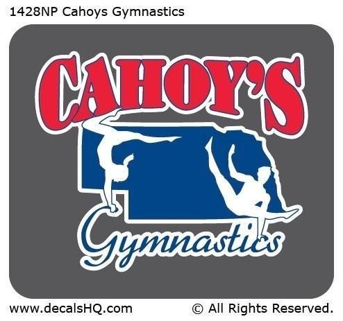 Cahoys Gymnastics (Non-Personalized)