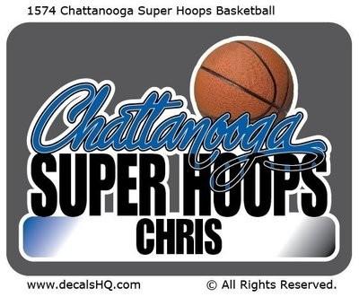 Chattanooga Super Hoops Basketball