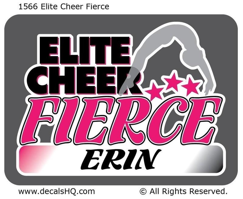 Elite Cheer Fierce