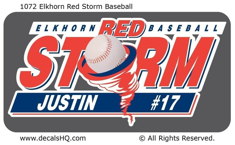 Elkhorn Red Storm Baseball