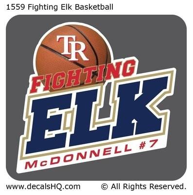 Fighting Elk Basketball