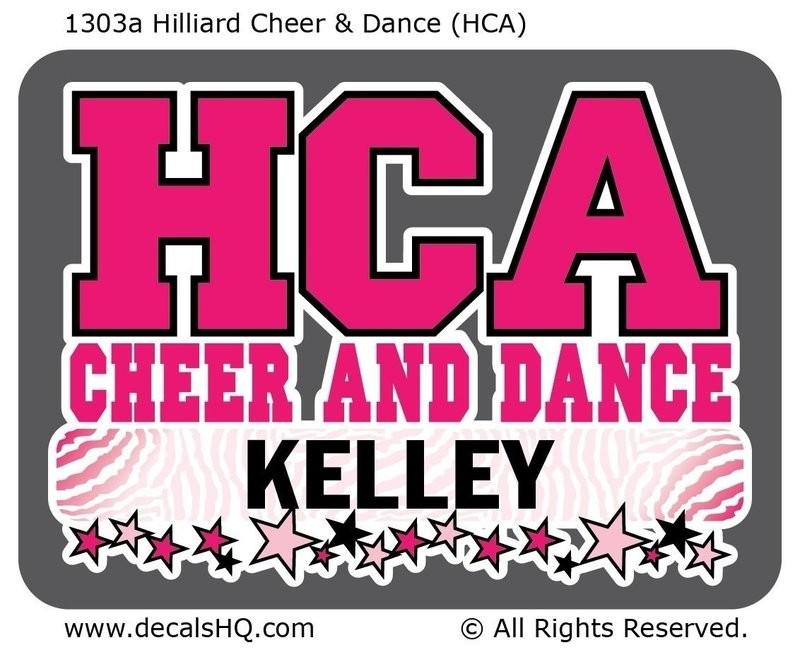 Hilliard Cheer & Dance