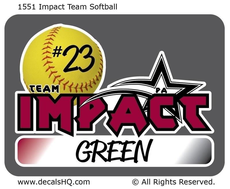 Impact Team Softball