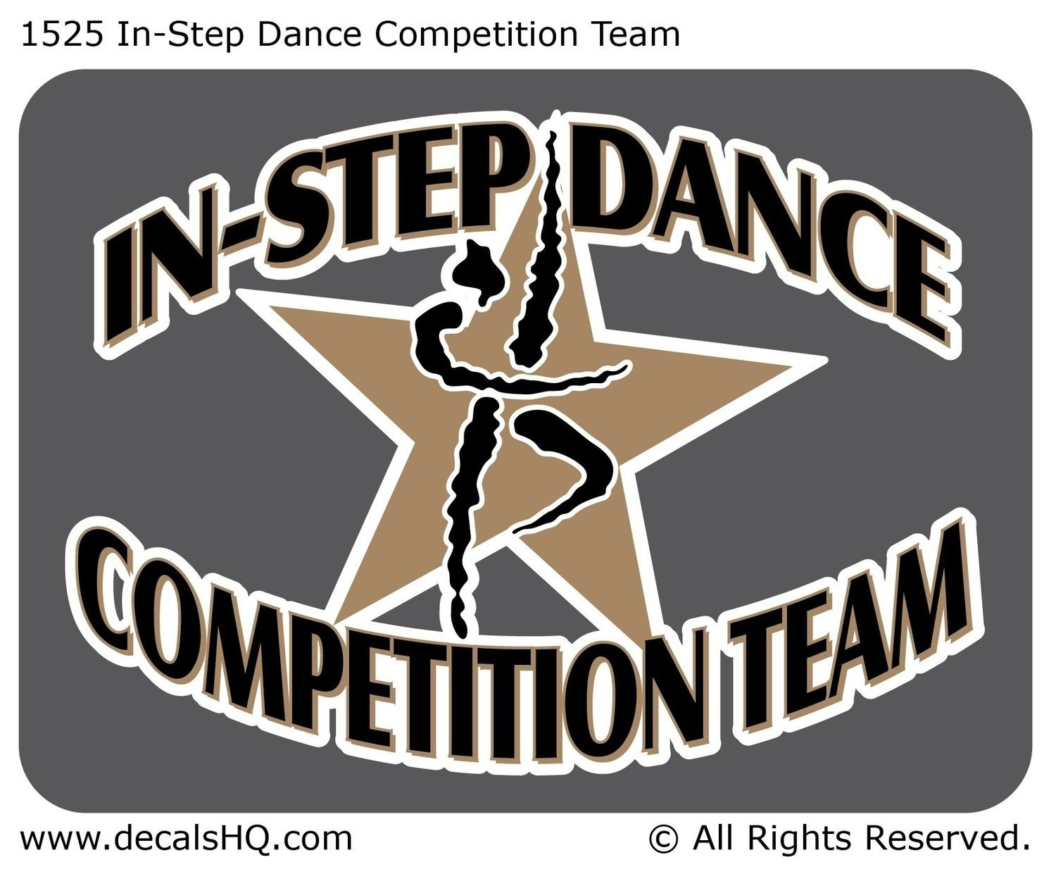 In-Step Dance Company (Non-Personalized)