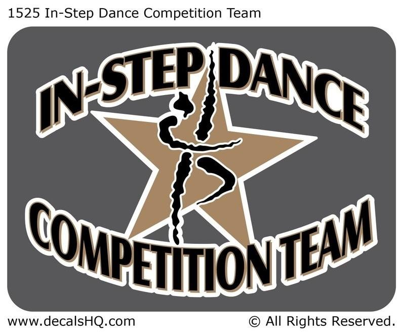 In-Step Dance Company (Non-Personalized)