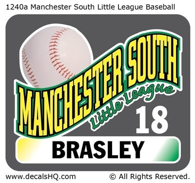Manchester South Little League Baseball