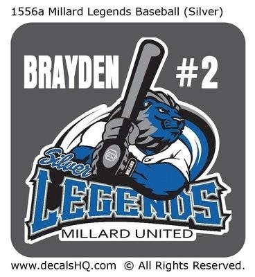 Millard Legends Baseball