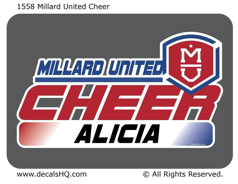 Millard United Cheer