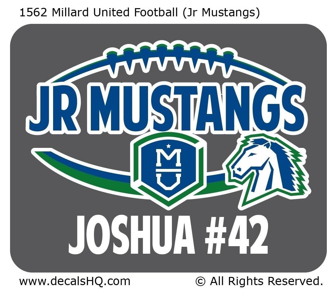 Millard United Jr Football