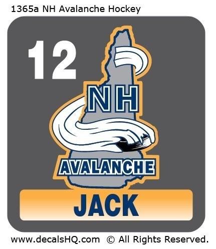 NH Avalanche Hockey