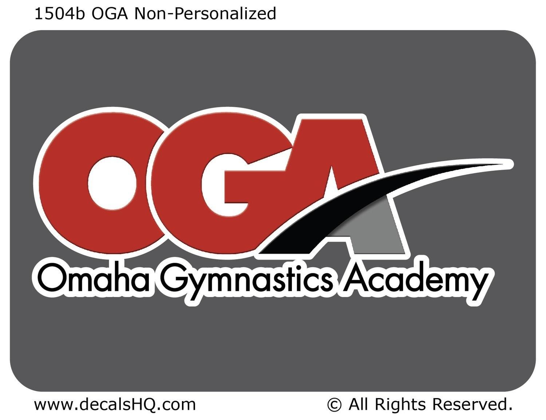 OGA - Omaha Gymnastics Academy (Non-Pers)