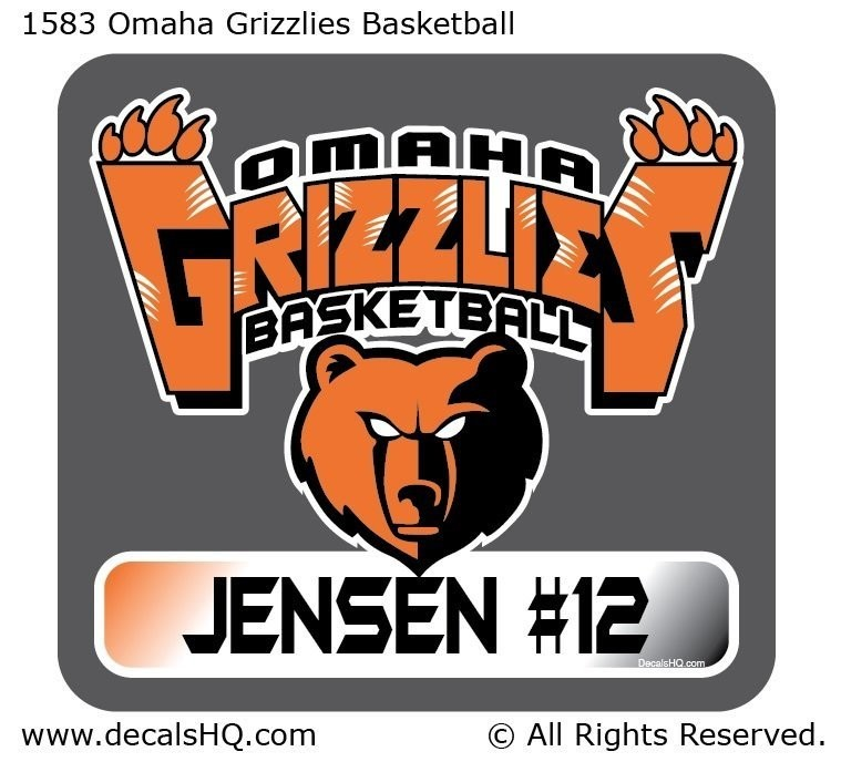 Omaha Grizzlies Basketball
