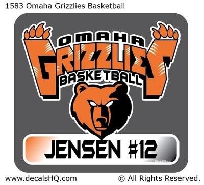 Omaha Grizzlies Basketball