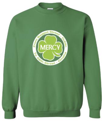 Mercy Clover Crewneck Sweatshirt