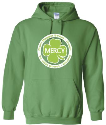 Mercy Clover Hooded Sweatshirt