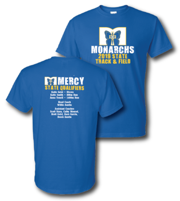 Mercy State Track 2019