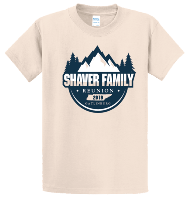 Shaver Reunion Tees