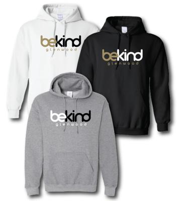 Be Kind Hooded Sweatshirt