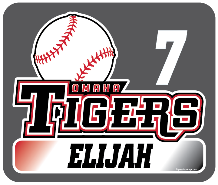 Omaha Tigers Baseball